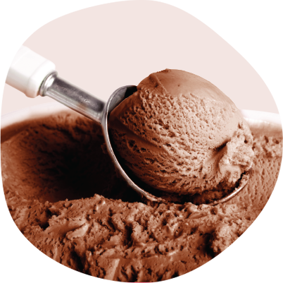 FitFreeze Chocolate Scoop