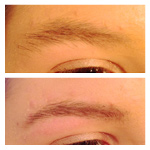 Men's Eyebrow Shaping
