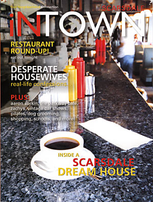 Cover: InTown Scarsdale 2005